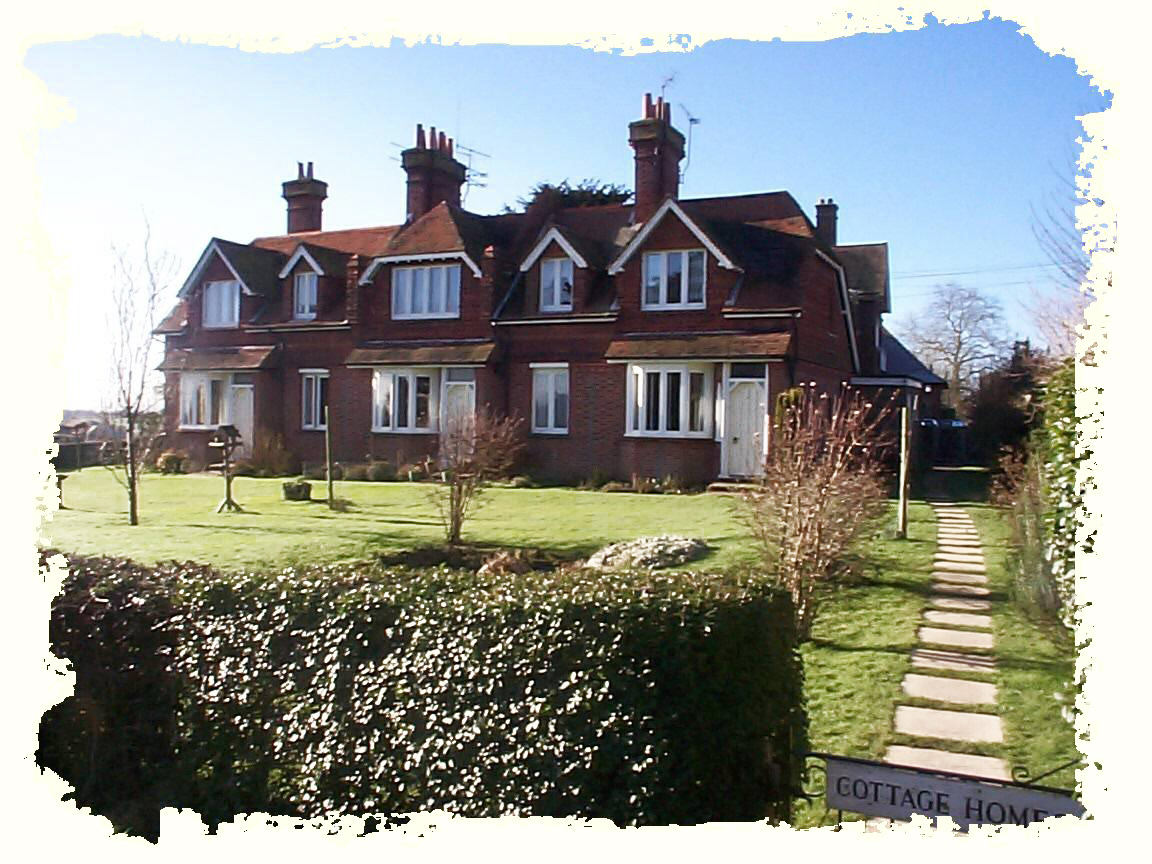 The Cuckfield Cottage Homes